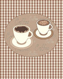 Vintage coffee Stock Photo