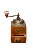 Vintage coffee mill Royalty Free Stock Photography