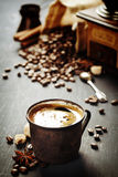 Vintage coffee Royalty Free Stock Images