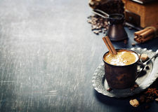 Vintage coffee Royalty Free Stock Photography