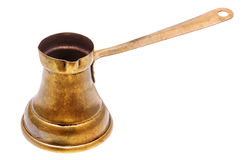 Vintage coffeepot Stock Photos