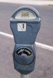 Vintage Coin Paid Parking Meter Streetside Spokane Washington Royalty Free Stock Image