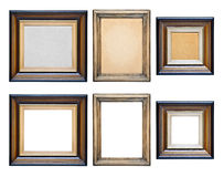 Vintage Collection frames Royalty Free Stock Images
