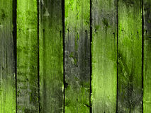 Vintage Coloful Wooden Wall Royalty Free Stock Image