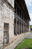 Vintage colonial building in Panama Stock Images