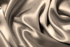 Vintage color background. Satin wave as background Royalty Free Stock Photos