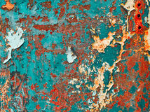 Vintage color grange texture background. Stock Image