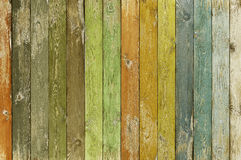 Vintage color old wood planks background royalty free stock photos