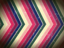 Vintage color stripes Royalty Free Stock Photos