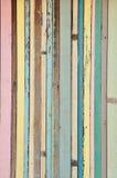 Vintage color wood background Stock Image