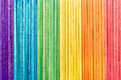 Vintage colorful wood. Royalty Free Stock Image