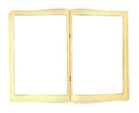 Vintage Comic Book Frames Background Template Royalty Free Stock Photography