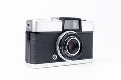 Vintage compact camera Stock Images