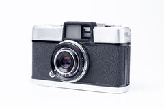 Vintage compact camera Royalty Free Stock Images