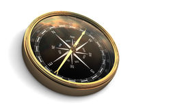 Vintage compass Royalty Free Stock Image
