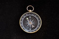 Vintage Compass Stock Image