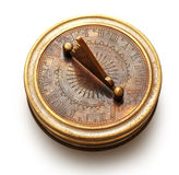 Vintage compass cover Royalty Free Stock Images