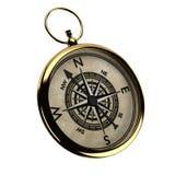 Vintage compass royalty free illustration