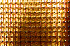 Vintage Computer magnetic Core memory macro Stock Images