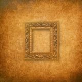 Vintage Copper Frame Royalty Free Stock Photography