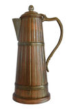 Vintage Copper tankard Stock Photos
