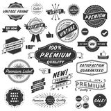 Vintage Copyspace Design Elements Stock Photo