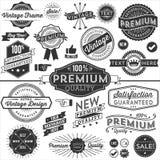 Vintage Copyspace Design Elements Stock Photos