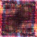 Vintage cor-de-rosa da textura do fundo Fotos de Stock