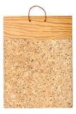 Vintage corkboard Stock Image