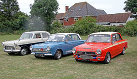 Vintage cortina mk1 Stock Photography