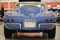 Vintage Corvette Royalty Free Stock Image
