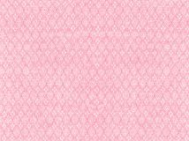 Vintage cotton. Closeup of pink vintage cotton fabric Stock Images