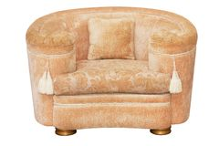 Vintage couch Royalty Free Stock Images