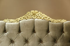 Vintage Couch Royalty Free Stock Photos