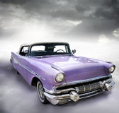 Vintage coupe stock photography