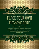 Vintage Cover Royalty Free Stock Photos