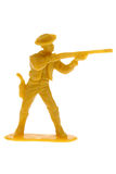 Vintage Cowboy Toy Royalty Free Stock Image