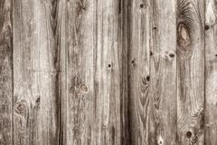 Vintage cracked, gray wooden surface. Natural material texture Stock Photo