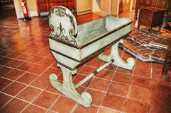 Vintage cradle in hdr Stock Photos