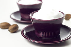 Vintage cream Stock Photography