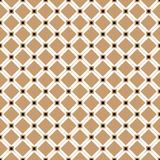 Vintage Cross gold lines vector pattern or background Royalty Free Stock Image