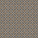Vintage Cross lines gold vector pattern or background. Abstract diagonal gold modern triangle dot Cross lines vector pattern, background. Seamless repeatable Royalty Free Stock Photos