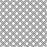 Vintage Cross lines vector pattern or background Stock Photos