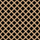 Vintage Cross lines vector pattern or background Royalty Free Stock Image