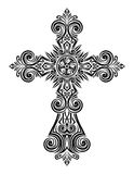 Vintage Cross Vector