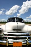 Vintage cuban car Stock Photography