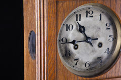 Vintage Cuckoo Clock detail Royalty Free Stock Photography