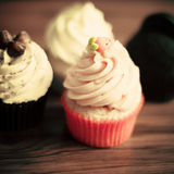 Vintage Cupcakes Royalty Free Stock Image