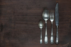 Vintage cutlery Royalty Free Stock Photo