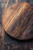 Vintage cutting board Royalty Free Stock Photography